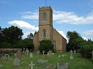 Ash, South Somerset - Image: Ash, Holy Trinity Church