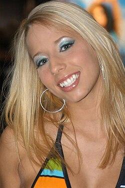 Ashley Jensen at AEE 2007 Wednesday 2.jpg