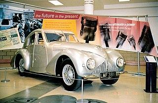 Aston Martin Atom Motor vehicle