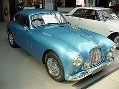 Aston Martin DB2-4 Mark I
