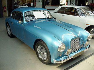 Aston Martin DB2/4 - Aston Martin DB2-4 Mark I