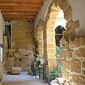 At Santa Maria dei Greci, on the ruins of Temple of Athena, Agrigento, 12M1142x.jpg