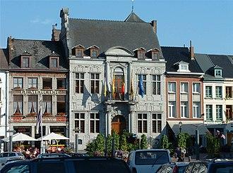 Wenceslas Cobergher - Town hall of Ath