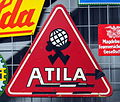 Atila, enamel advertising sign.JPG