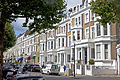 Attached houses on Courtfield Gardens, Earl's Court, London.jpg