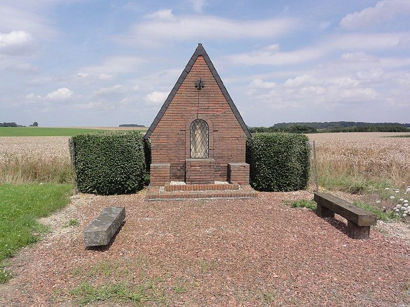Aubencheul-aux-Bois (Aisne) oratoire