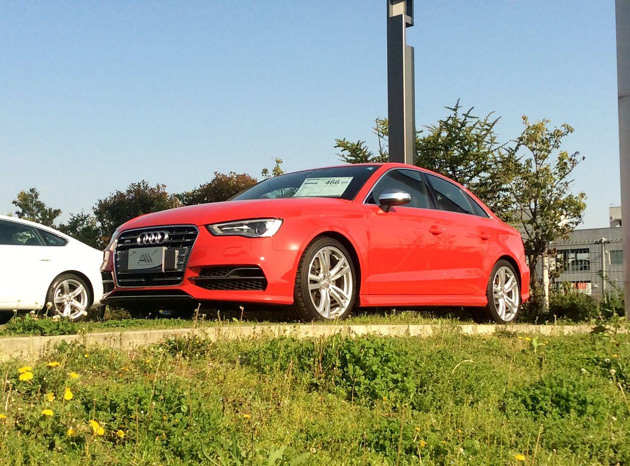 Audi s3 8v wikipedia