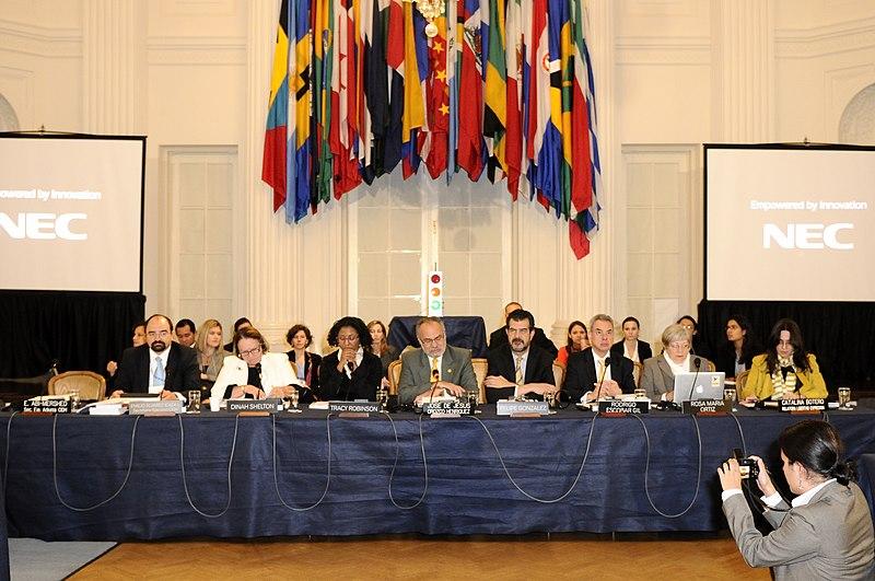 File:Audiencia a sociedad civil sobre fortalecimiento del Sistema Interamericano de Derechos Humanos (8143921501).jpg
