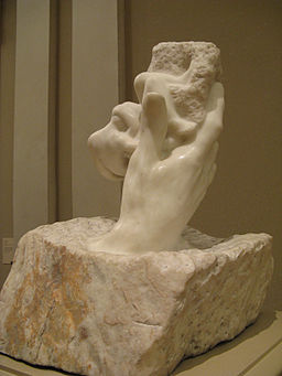 Auguste Rodin-The Hand of God-Metropolitan Museum of Art