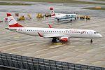 Austrian Airlines, OE-LWD, Embraer ERJ-195LR (31295993992).jpg