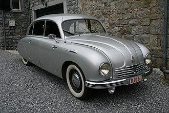 Tatra 600 - Tatra 600