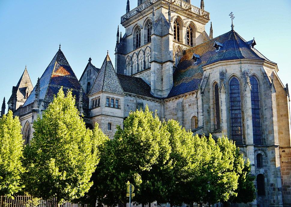Autun Cathédrale St. Lazare 8