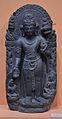 Avalokitesvara Inscribed - Basalt - ca 10th Century CE - Pala Period - Bihar - ACCN 5861 - Indian Museum - Kolkata 2016-03-06 1500.JPG