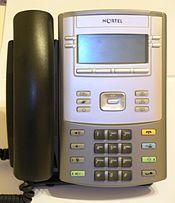 Avaya 2007 IP Phone UNIStim New