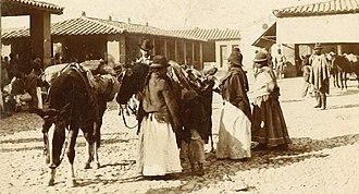 Aymara people - Image: Aymara jujuy (sephia) 1870