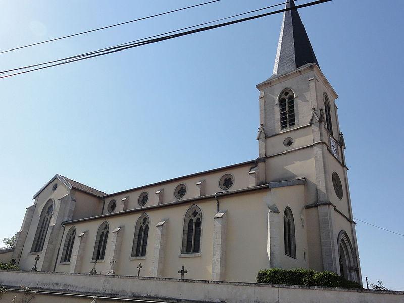 Béthelainville (Meuse) église