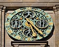 Börse (Hamburg-Altstadt).Uhr.2.ajb.jpg