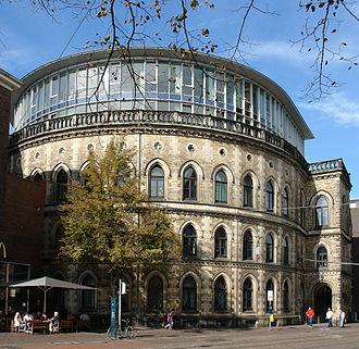 Bremen Exchange - Exchange Court A (Börsenhof A)