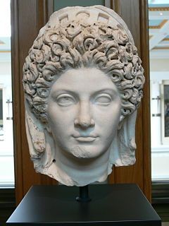 Julia Flavia child to Emperor Titus