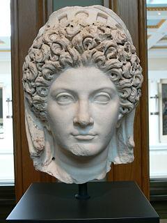 child to Emperor Titus
