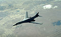 B-1B Lancer flies a combat patrol mission over Afghanistan.jpg