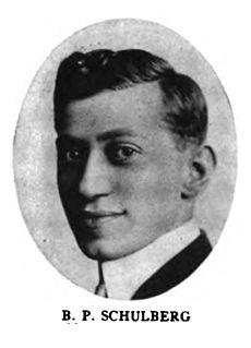 B. P. Schulberg