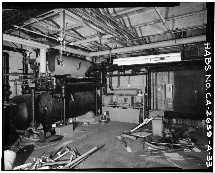 Basement Boiler Room Ventilation