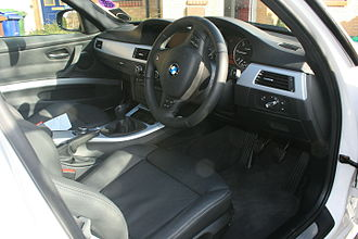 BMW 3 Series (E90) - Interior