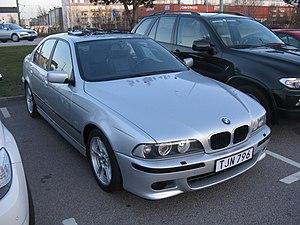 BMW 5 Series (E39) - 530i M Sport