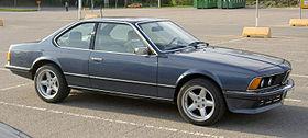 BMW 635 CSi 1