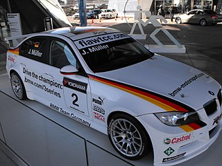 motorsport activities of BMW
