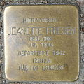Bad Neuenahr Stolperstein Jeanette Friesem geb. Vos 2890.JPG