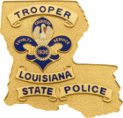 Badge of the Louisiana State Police.png