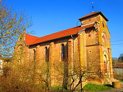 eglise saint martin maxeville