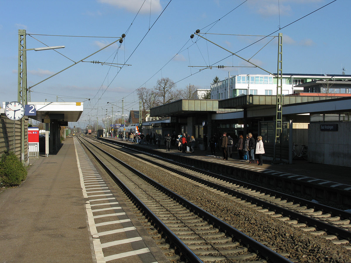 Bad Krozingen station - Wikipedia