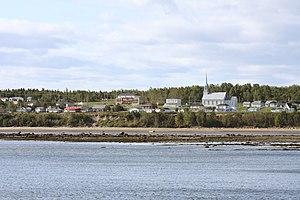 Baie-Sainte-Catherine, Quebec - Image: Baie Sainte Catherine