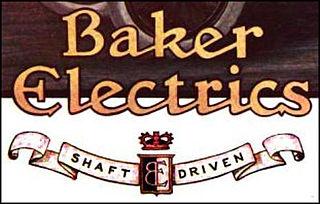 Baker Motor Vehicle