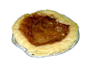 Bakewell pudding - A Bakewell pudding
