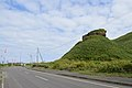 Bakkai-iwa(Rock of Bakkai) Bakkai Wakkanai Hokkaido Japan.jpg
