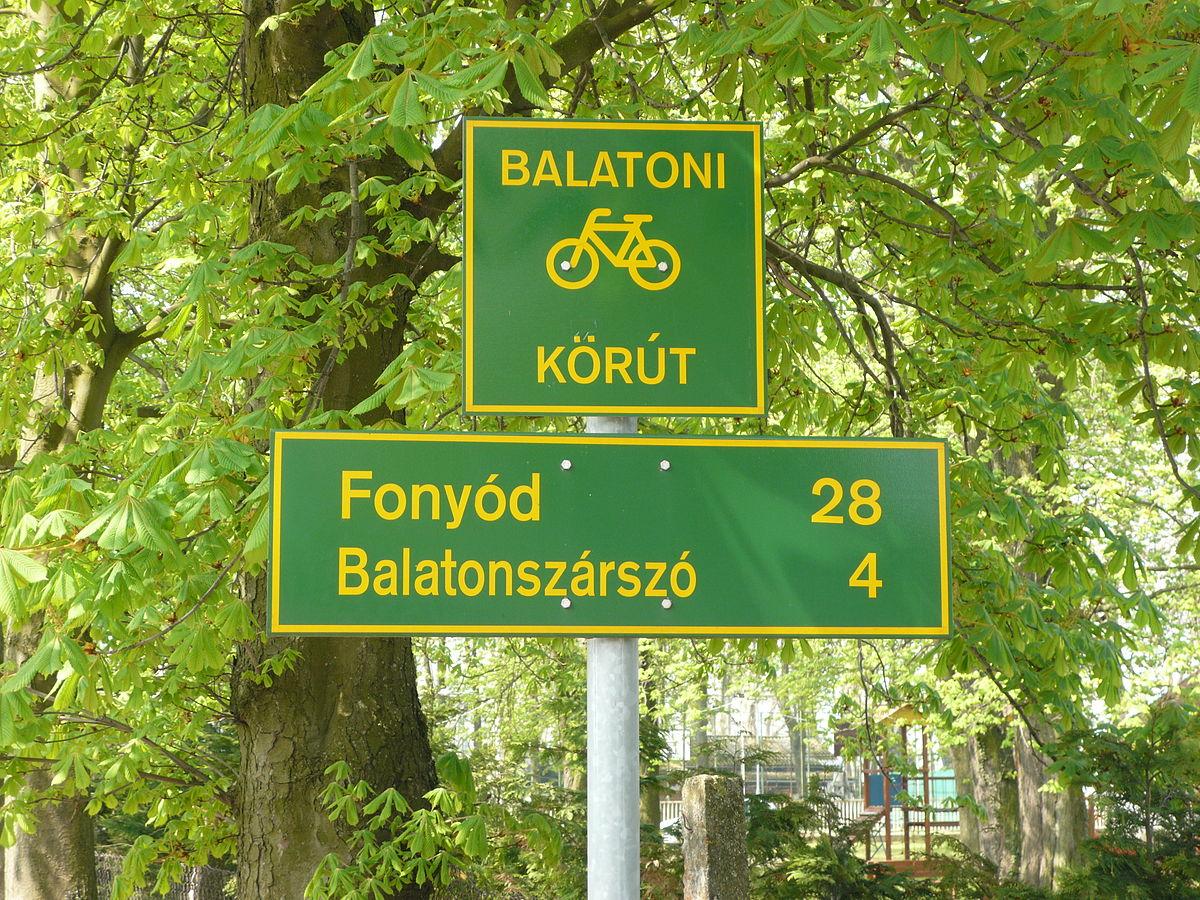 balaton biciklikörút térkép Balatoni kerékpárút – Wikipédia balaton biciklikörút térkép