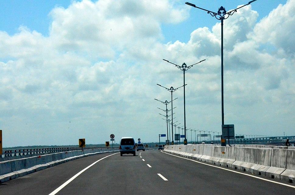 Bali Mandara Toll road