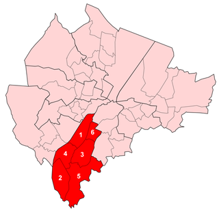 Balmoral (District Electoral Area) Human settlement in Northern Ireland