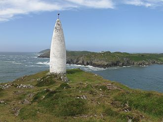 Baltimore, County Cork - Baltimore Beacon, also known as Lot's wife