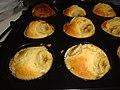 Banana muffins (3473936544).jpg