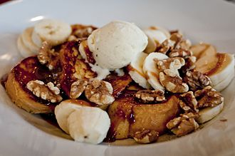 Bananas Foster - Image: Bananas Foster at Stanley's