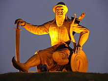 Banda Bahadur the Sikh Warrior ,.JPG