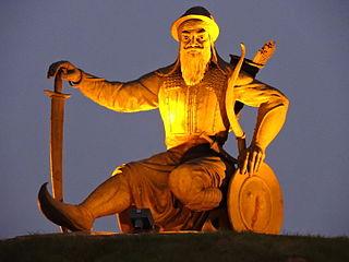 Banda Singh Bahadur Sikh military commander