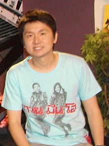 Banjong Pisanthanakun at MTV Onair Live.jpg