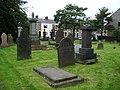 Baptist Church, New Lane, Oswaldtwistle, Graveyard - geograph.org.uk - 966097.jpg