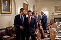 Barack Obama with Timothy F. Geithner 2010.jpg
